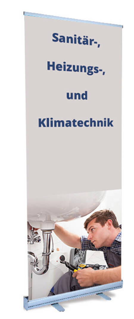 Roll-Up Business für Gas-Installateur