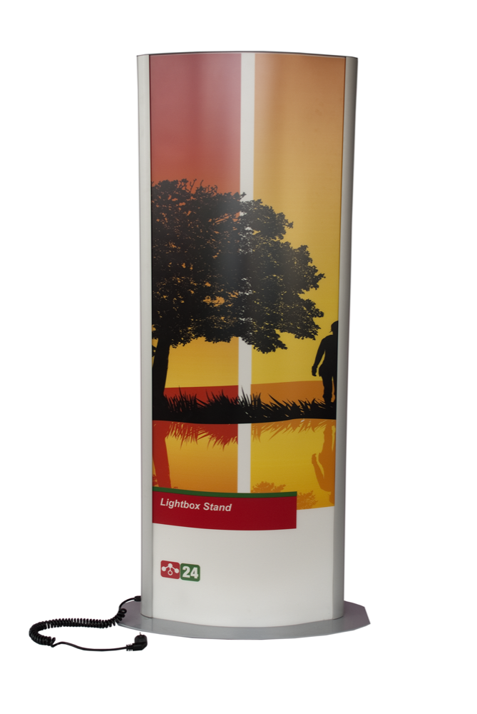 Lightbox LED Stand
