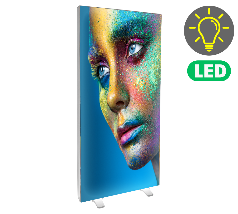 Lightwall Stand 100 LED